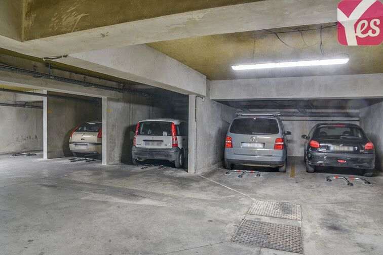Parking Gambetta - Montpellier garage