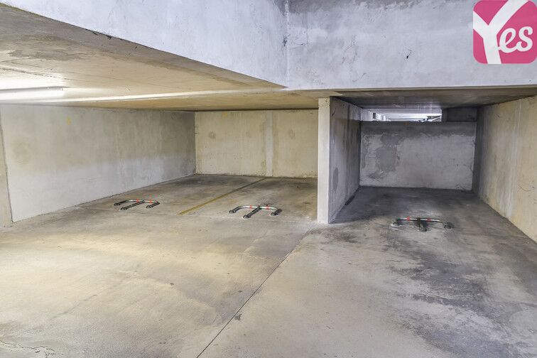 Parking Gambetta - Montpellier souterrain