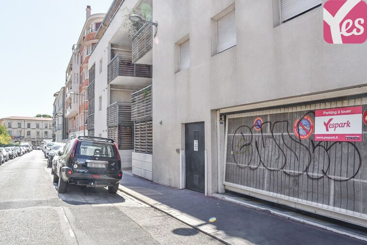 Parking Gambetta - Montpellier en location