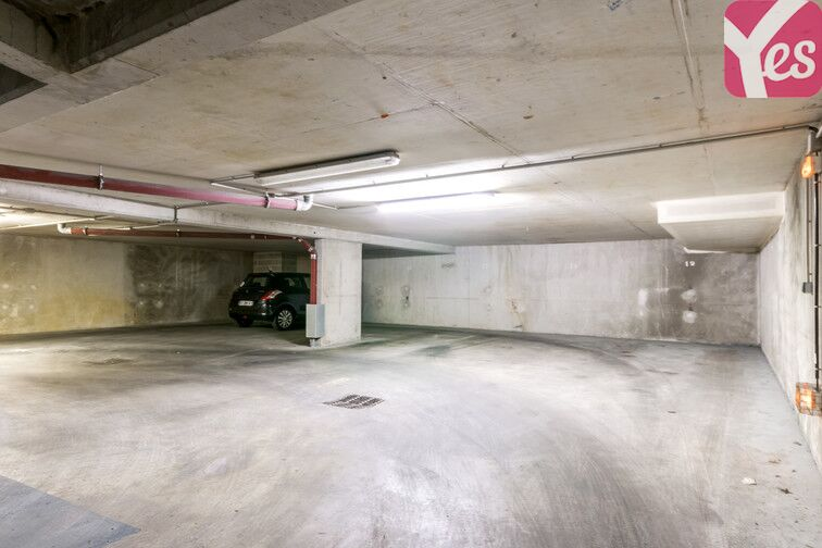 Parking Cinq Avenues - Marseille 4 souterrain