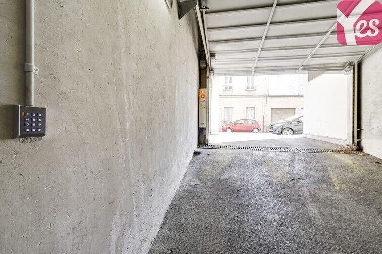 Parking Doua - Villeurbanne souterrain
