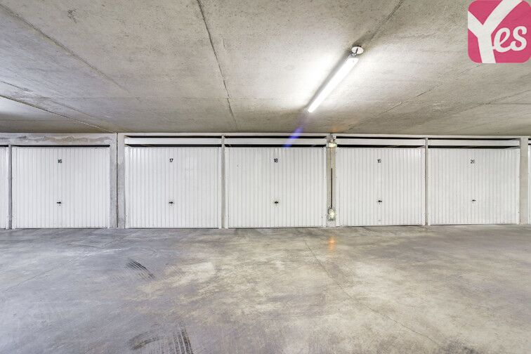 Parking Doua - Villeurbanne sécurisé
