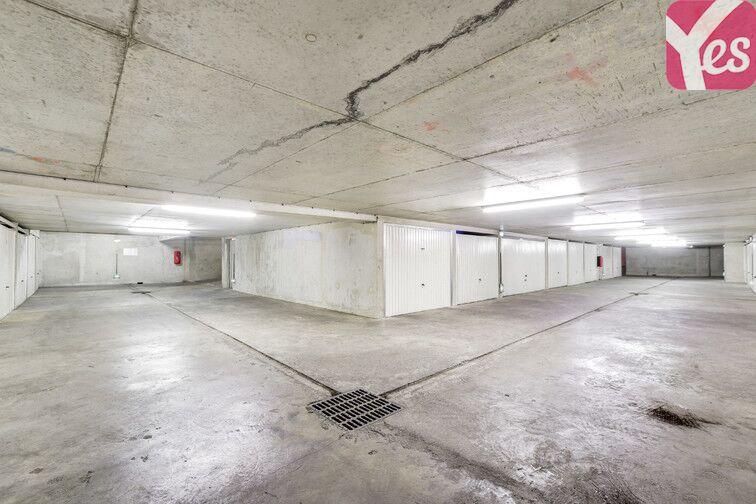 Parking Doua - Villeurbanne box