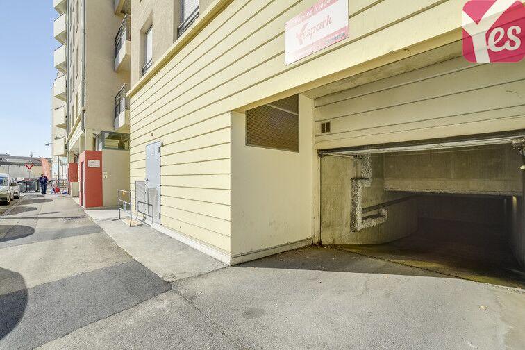Parking Doua - Villeurbanne avis