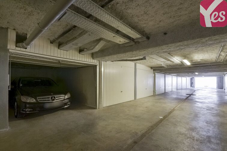 Parking Jonquières - Martigues souterrain