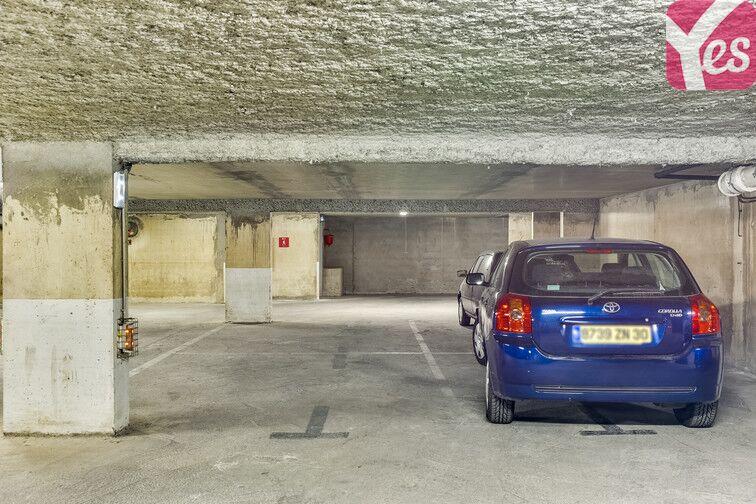Parking Richelieu - Nîmes à louer