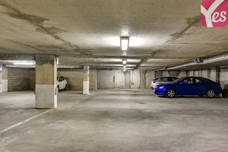 Parking Richelieu - Nîmes location mensuelle