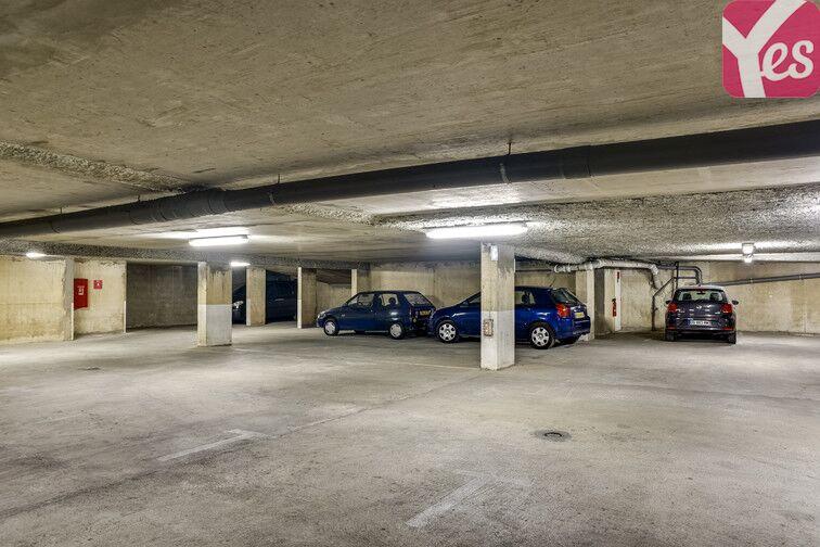 Parking Richelieu - Nîmes souterrain