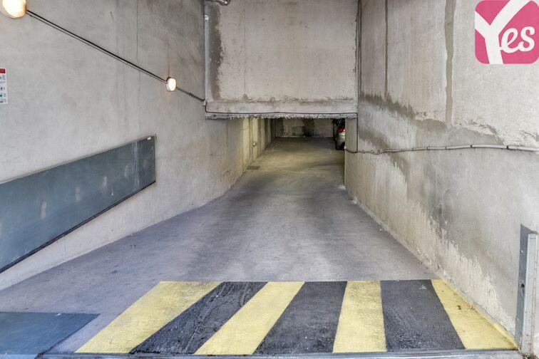 Parking Richelieu - Nîmes gardien