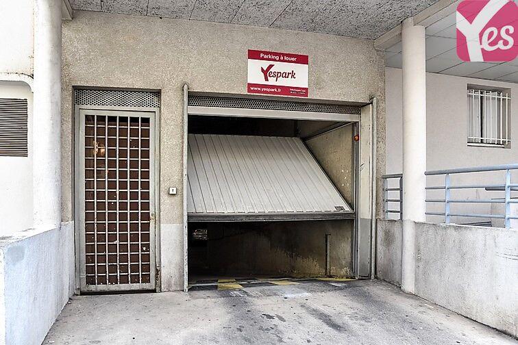 Parking Richelieu - Nîmes sécurisé