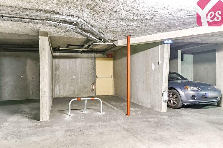 Parking Jean Jaurès - Nîmes location mensuelle