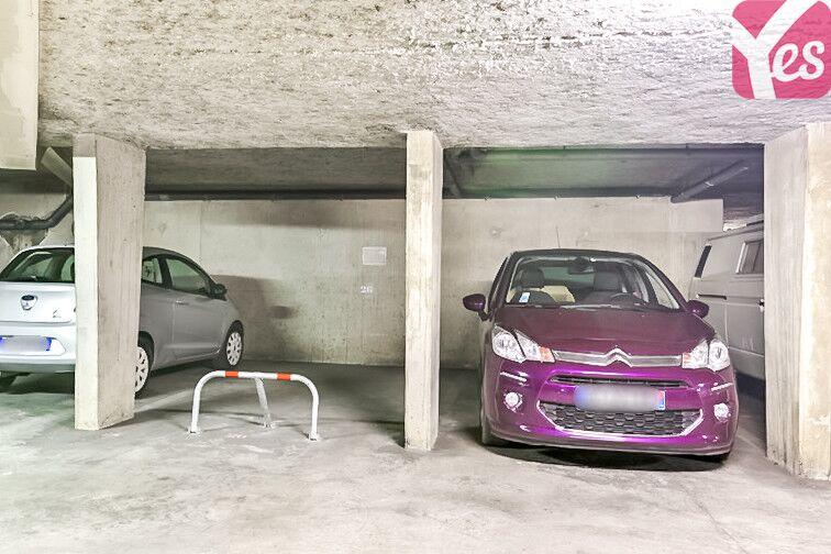 Parking Jean Jaurès - Nîmes souterrain