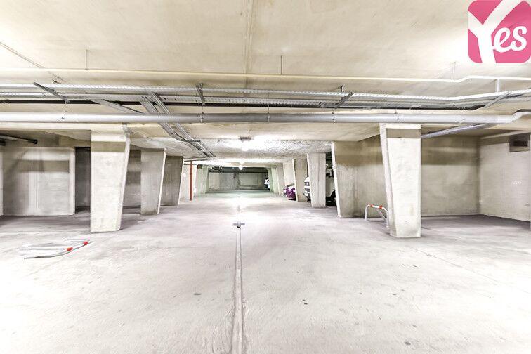 Parking Jean Jaurès - Nîmes location
