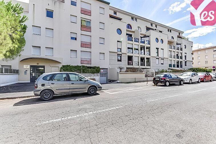 Parking Jean Jaurès - Nîmes sécurisé
