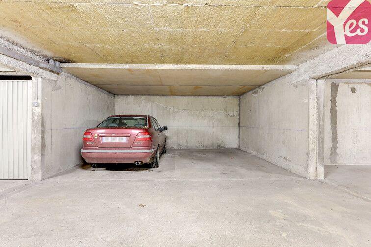 Parking Saint-Martin - Rennes garage