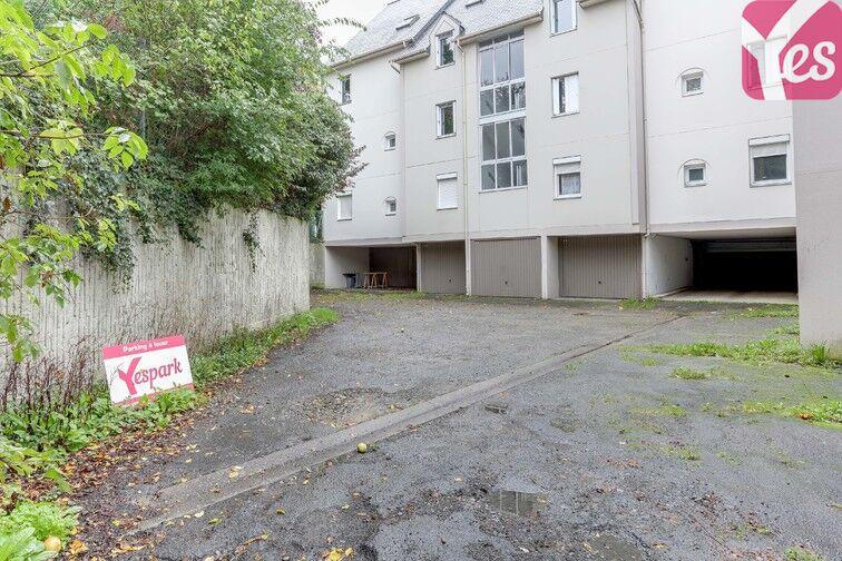 Parking Saint-Martin - Rennes Rennes