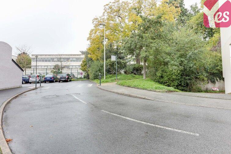 Parking Saint-Martin - Rennes location mensuelle