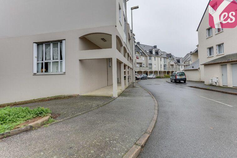 Parking Saint-Martin - Rennes en location