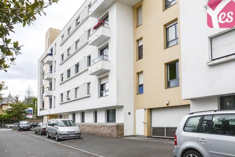 Parking Fougères - Sévigné - Rennes sécurisé