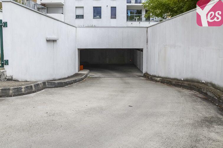 Parking Fougères - Sévigné - Rennes 24/24 7/7