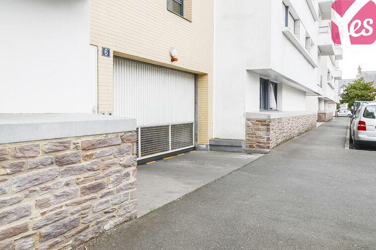Parking Fougères - Sévigné - Rennes caméra