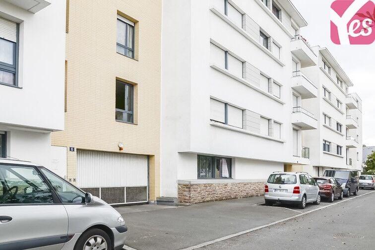 Parking Fougères - Sévigné - Rennes location mensuelle