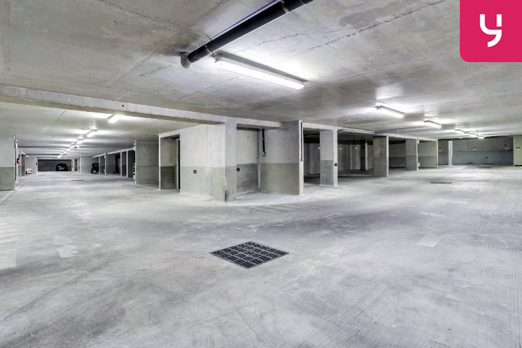 Parking Quai d'Alfortville caméra