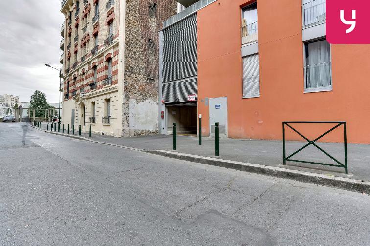 Parking Quai d'Alfortville sécurisé