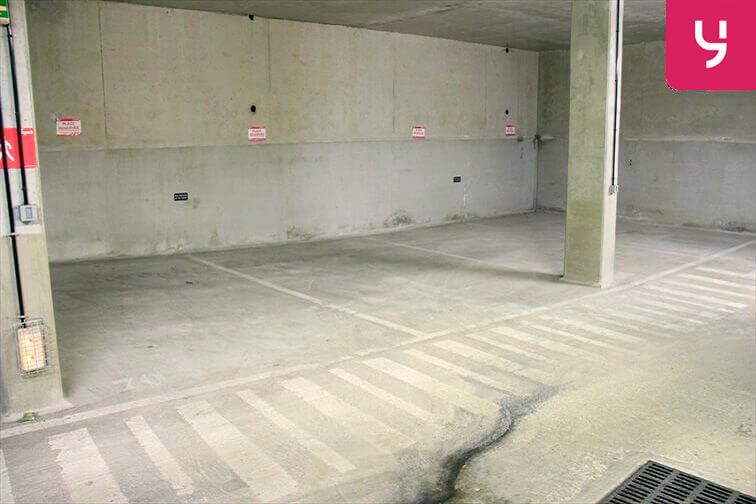 Parking Quai d'Alfortville Alfortville
