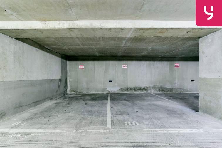 Parking Quai d'Alfortville 3 rue de Marne