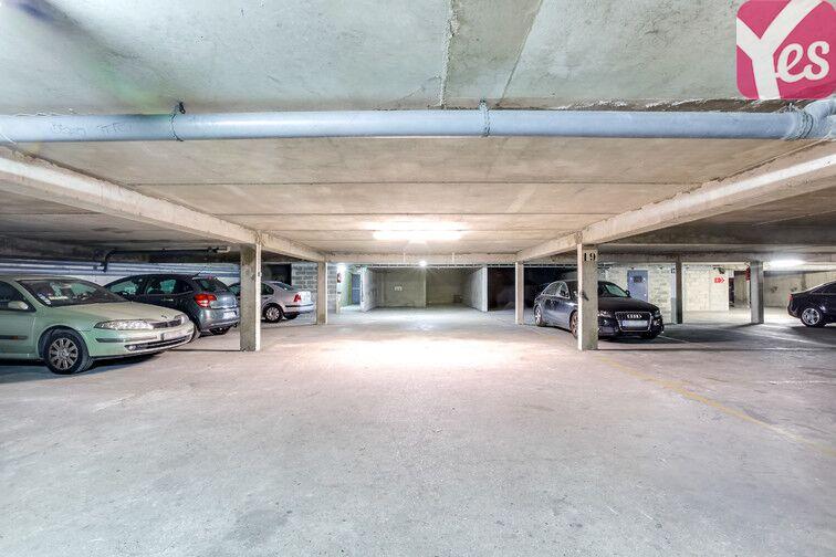 Parking Commandant Baroche - Le Bourget 93350
