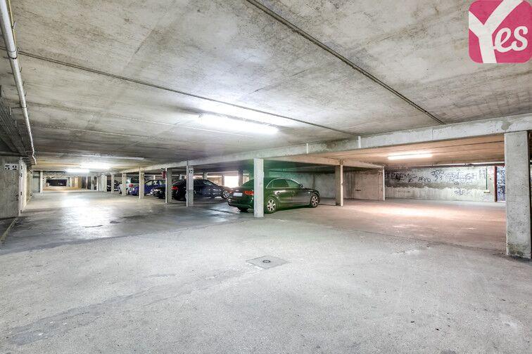 Parking Commandant Baroche - Le Bourget souterrain