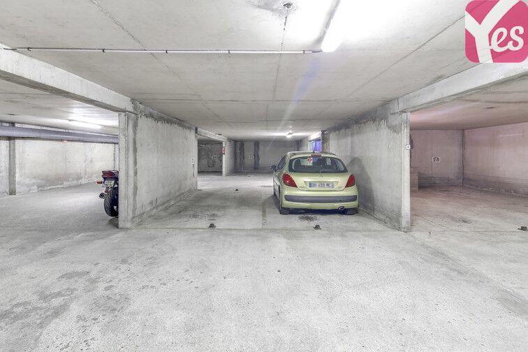 Parking Gabriel Péri - Asnières-sur-Seine location mensuelle