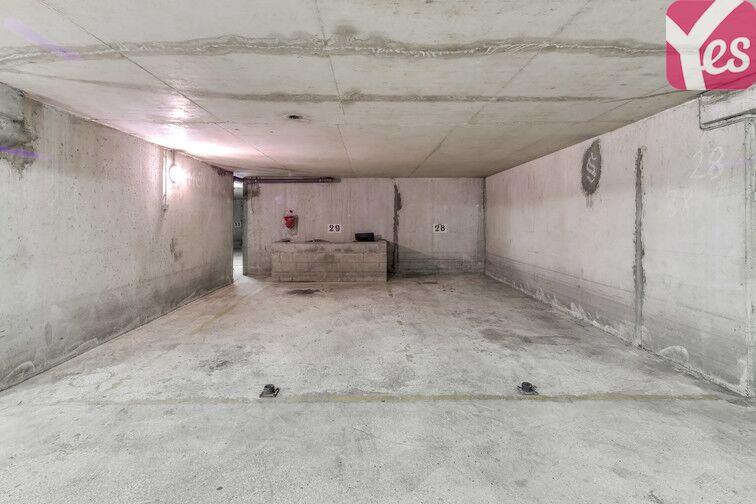 Parking Gabriel Péri - Asnières-sur-Seine souterrain