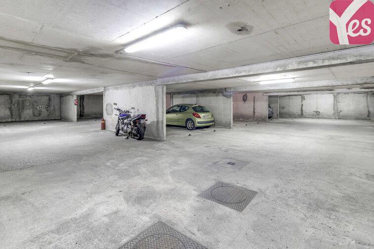 Parking Gabriel Péri - Asnières-sur-Seine sécurisé