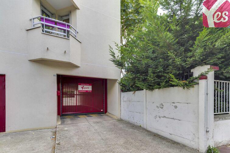 Parking Gabriel Péri - Asnières-sur-Seine avis