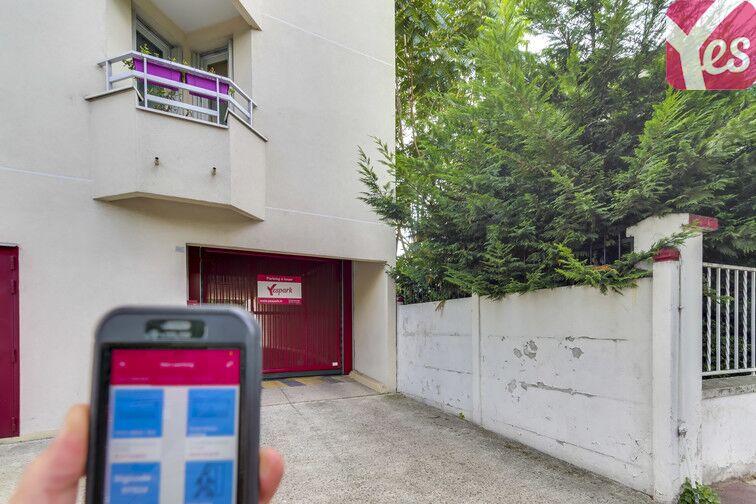 location parking Gabriel Péri - Asnières-sur-Seine