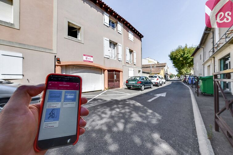 location parking Le Pontet