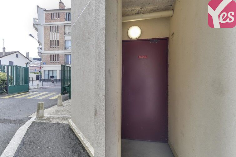 Parking Gresillons - Voltaire - Asnières-sur-Seine pas cher