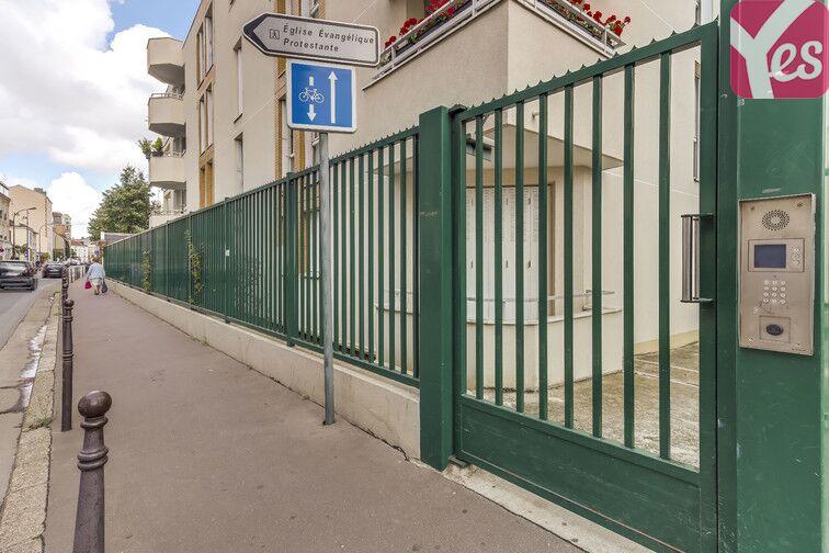 Parking Gresillons - Voltaire - Asnières-sur-Seine Asnières-sur-Seine