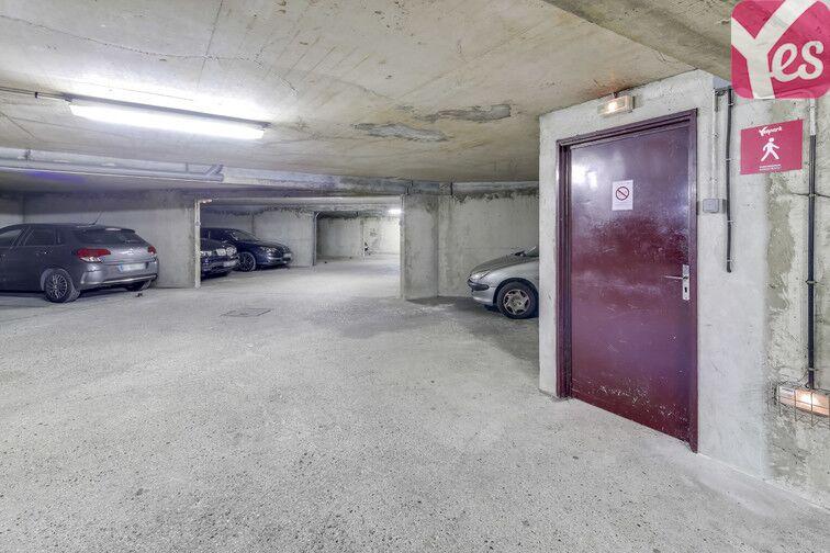 Parking Gresillons - Voltaire - Asnières-sur-Seine à louer