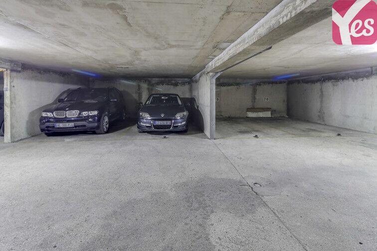 Parking Gresillons - Voltaire - Asnières-sur-Seine sécurisé