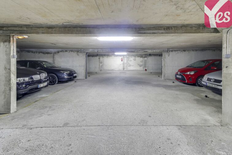 Parking Gresillons - Voltaire - Asnières-sur-Seine box