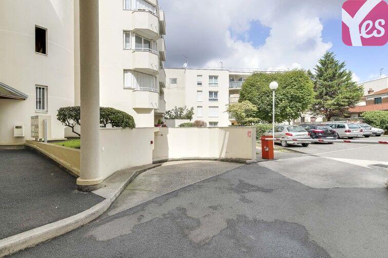 Parking Gresillons - Voltaire - Asnières-sur-Seine 92600