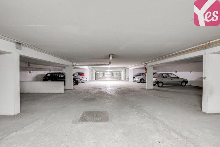 Parking Versailles - Champ Lagarde location mensuelle