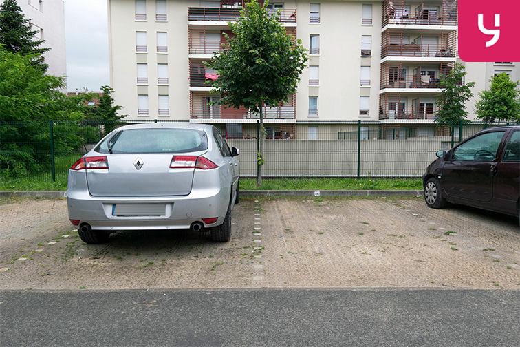 Parking Aéroport du Bourget - Blanc-Mesnil (aérien) location mensuelle