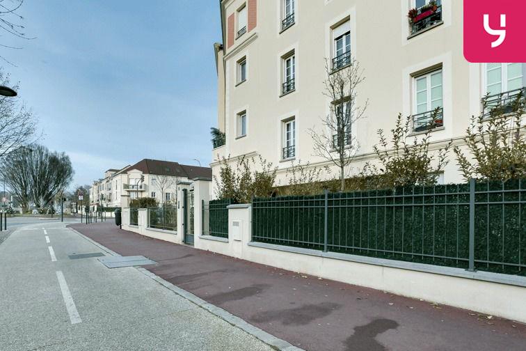 Parking Saint-Germain-en-Laye - Hôpital de Jour (place moto) avis