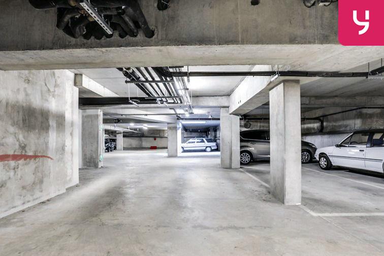 Parking Saint-Germain-en-Laye - Hôpital de Jour (place moto) location mensuelle