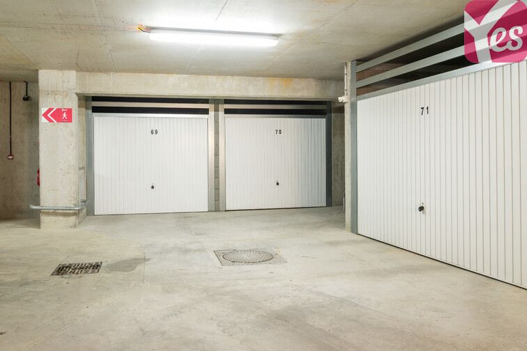 Parking Thabor – Saint-Hélier – Alphonse Guérin - Rennes caméra
