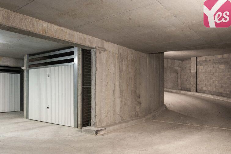 Parking Thabor – Saint-Hélier – Alphonse Guérin - Rennes gardien